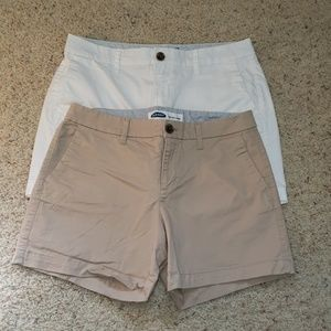 Old Navy shorts bundle.